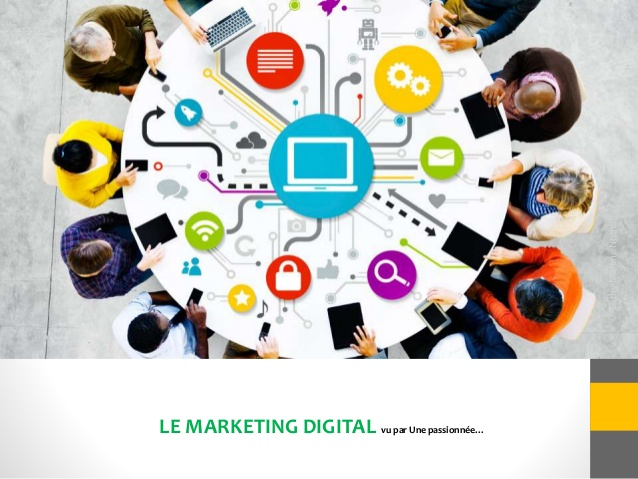Image Marketing digital CEFRITECH